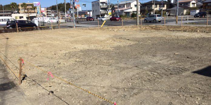 小坂歯科医院建設予定地